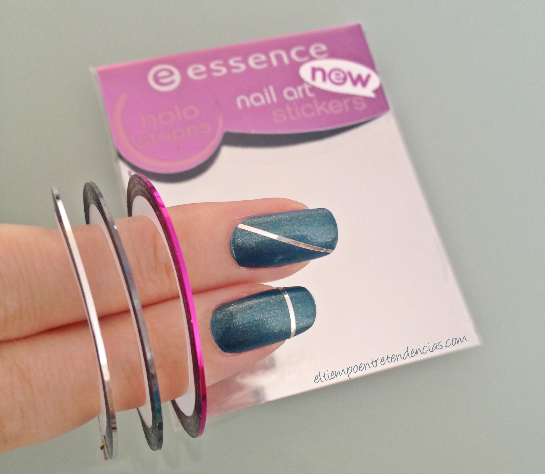 Tutorial de uñas pintadas Masglo y Essie | El tiempo entre tendencias