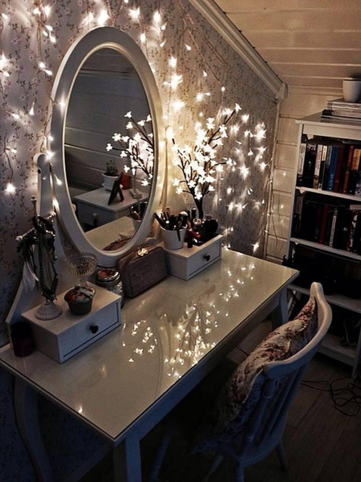 Yo quiero un tocador el tiempo entre tendencias - Tocador con luces ...